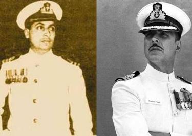 Difference between Real and Reel Story of Movie Rustom in Hindi