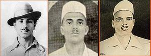 Modi and Bhagat Singh