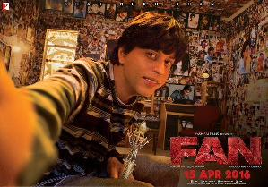 FAN - The Movie Reviews and Ratings