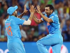 Shami will miss match