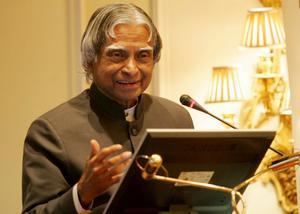 Abdul Kalam Passed Away